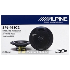 Alpine SPJ-161C2 Type-J 6 inch 2 Way Car Speakers 50W RMS