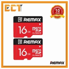 (Bundle) 2 x Remax 16GB Class 10 80MB/s Fast Performance Micro SD Car