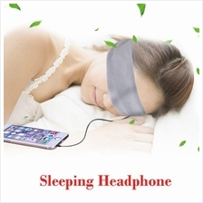 Washable Anti-noise Sport Running Sleeping Earphone Music Headband