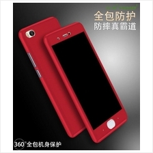 XIAOMI REDMI 4A Mi5S Mi5S PLUS 360 FULL Protection Tempered Glass Case