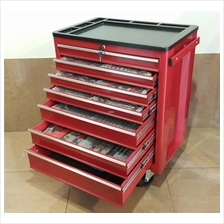 7 Drawer Tools Cabinet With 210pcs Tools Set ID339553