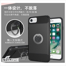 Cyclone Ring iPhone 6 6s 7 8  & Plus Tough Bumper Case Cover / TPU Cas