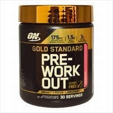 Optimum Gold Standard Pre Workout 30 serving (Vein Urat Tenaga Otot)