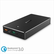 AUKEY PB-T10 20000mAh Qualcomm Quick Charge 3.0 Powerbank