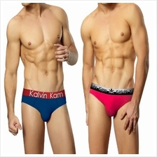 Kalvin Kam Men Brief Underwear (3 Designs Available)