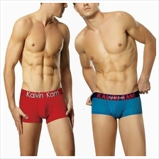 Kalvin Kam Men Trunks Underwear (3 Designs Available)
