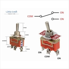 SPDT 3 Pins 2 Position 15A 250VAC Toggle Switch