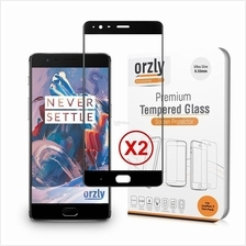 Orzly 2.5D Pro-Fit V2 Tempered Glass OnePlus 3 3T / 1+3T / OnePlus3 3T
