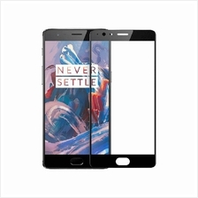 Official OnePlus 3 / 3T Curved 3D Tempered Glass Screen Protector Cove