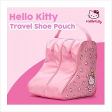 Hello Kitty Water Resistant Travel Shoe Bag For Boots Children Women