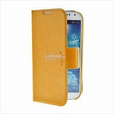 TOTUDESIGN 360 Rotation Flip Leather Case With Stand Galaxy S4 I9500