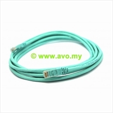 3M CAT6 UTP Patch, 3meter Cord (Green)
