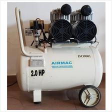 60Lts 2hp Oil-less Air Compressor ID003650
