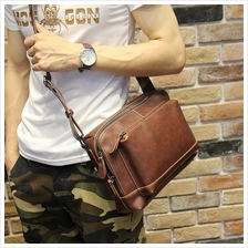 MABLE FASHION Japanese Men Retro Shoulder Bag 2091 (P)