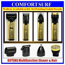 T1 T3 Cordless Electric Hair Clipper, Nose Trimmer, Shaver Razor Set