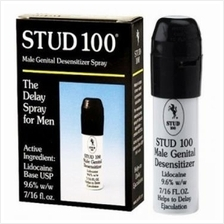Men Stud 100 Delay Spray Stud100 Toy Sex Play ( Tahan Lama )