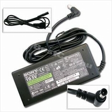 New Sony 19.5v 4.7A 90 Watt VAIO Laptop Ac Adapter Charger