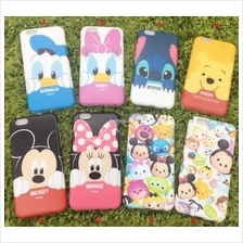 Apple iPhone 6 6s 7 Plus Cartoon Soft Case Mickey Pooh Stitch Donald