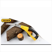 Folding Handsaw 380mm Three Sides Grinding
