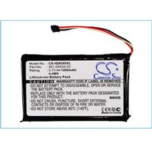 Replacement Battery for Garmin Nuvi 2565LM, 2576LM, 2575R, 2575RLM