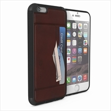[Sales] Ghostek Stash Series iPhone 6/6s Wallet Case Free T.Glass