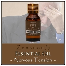 ZENSUOUS Essential Oil - Nervous Tension (Blend)