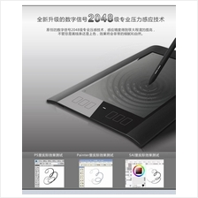 GM WH850 wireless 2.4G Professional Graphics Drawing Digital Tablet