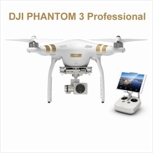 DJI Phantom 3 Professional 4K Ver Quadcopter Drone + Extra DJI Battery