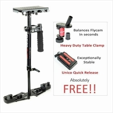 FLYCAM HD-3000 Handheld Video Stabilizer + free items &gift ( rdy stk)