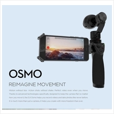 Ori New Seal Full Set DJI OSMO HANDHELD 4K CAM 3-AXIS GIMBAL FREE Mic