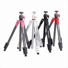 New Fullset ManFrotto Compact Light Tripod Wit Ball type Head