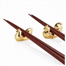 014205E Year of the Rooster Chopstick Rests (Pair) 公鸡&#3..