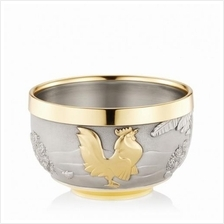 0143000E Year of the Rooster Bowl 公鸡年的&#30..