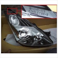 Toyota Wish 03 Head Lamp Black Original 68-2