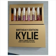 Kylie Lipstick Matte Limited Birthday Edition 6 pieces per box