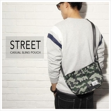 Street Casual Messenger Sling Pouch Bag For Men & Women (Camouflage)