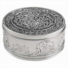 016441R Rose Trinket Box  玫瑰小饰盒
