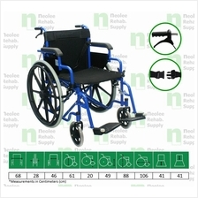 [Neolee] Standard DFA Wheelchair (w. MAG Wheels)
