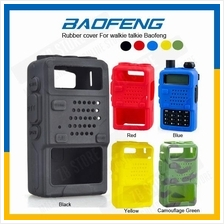 BAOFENG Rubber Cover Case for Walkie Talkie UV5R UV-5RA UV5RE