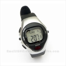Heart Rate Calorie Counter Pulse Sensor Monitor Sports Watch New