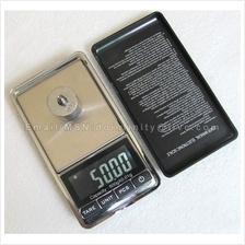New 500g x 0.01g Electronic Digital Mini Pocket Scale 0.01 Gram Weight