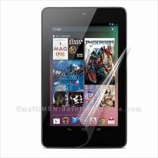 Asus Google Nexus 7 Transparent Clear LCD Screen Guard Protector New
