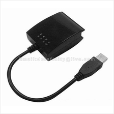 New Playstation PS2 to PS3 PC Controller Adapter USB Converter Dance