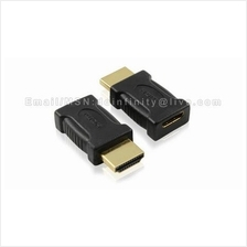 HDMI Male to Mini HDMI Female Gold Plated Adapter Video Converter New
