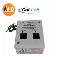 CAL-LAB POE-1236 Lightning isolator Protector Module For POE UTP Cable