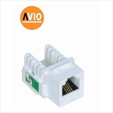 Keystone MJ(Cat3) RJ11 Cat3 ( Telephone ) Modular Jack