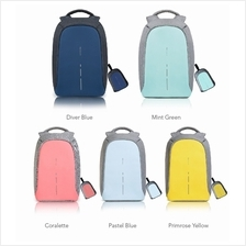 Authentic BOBBY COMPACT Laptop Bag Anti-Theft Backpack XD Original (Free Mini