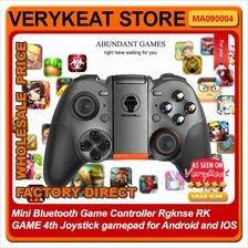 2017 HOT Bluetooth Game Controller Joystick With Holder - Android IOS