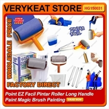 As Seen On TV EZ Facil Pintar Roller Handle Paint Magic Brush Painting
