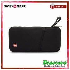 Swiss Gear Trim-line Travel Waist Wallet Passport Bag Swissgear